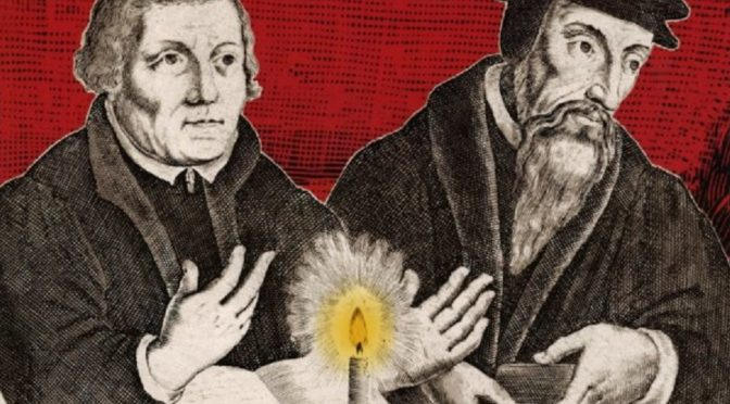 1517 : aux origines de la Réforme. Luther, Calvin, fondateurs des protestantismes européens