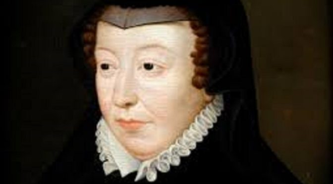 21-23 nov. 2019, Blois / Chaumont: Catherine de Médicis (1519-1589)