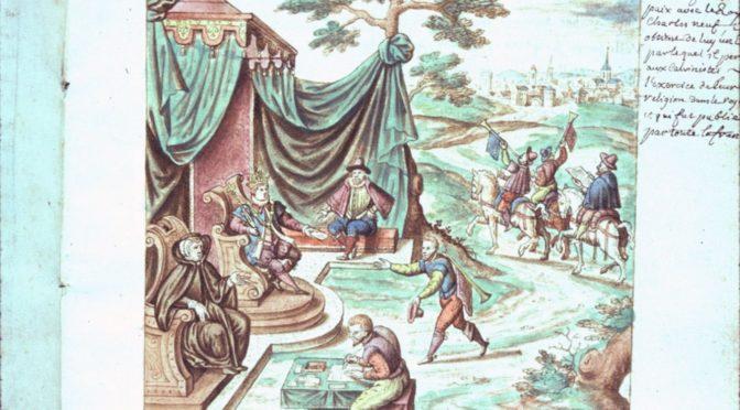 1570. LE MARIAGE DES ARTS AU COEUR DES GUERRES DE RELIGION