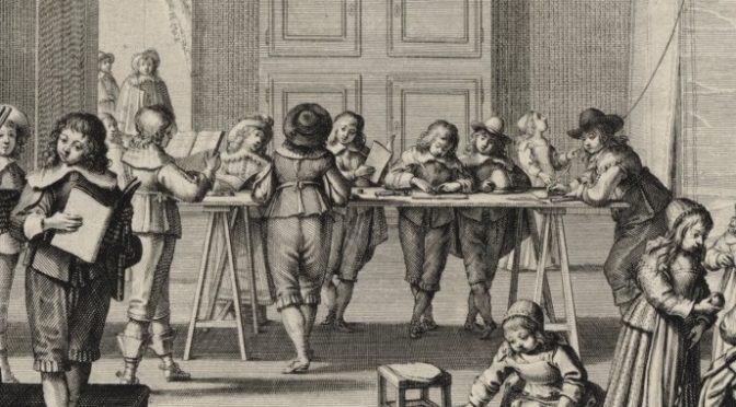Les enfants dans les affrontements religieux aux XVIe et XVIIe siècles