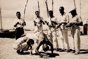 Roda de Capoeira in Salvador, Bahia. Photo: Pierre Verger