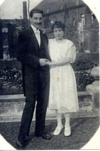 mariage Tata 1925