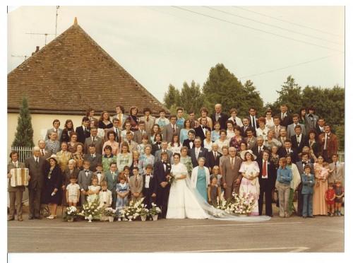 mariage launay fils 1974