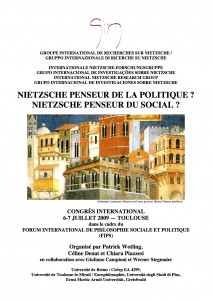 1 - Affiche GIRN 2009 Toulouse