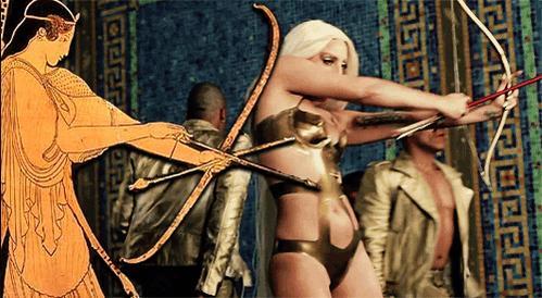 Gaga Artémis