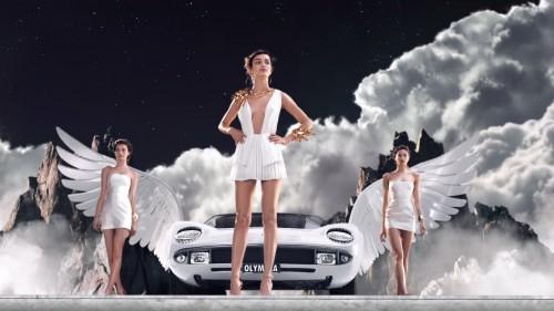 Olympea voiture