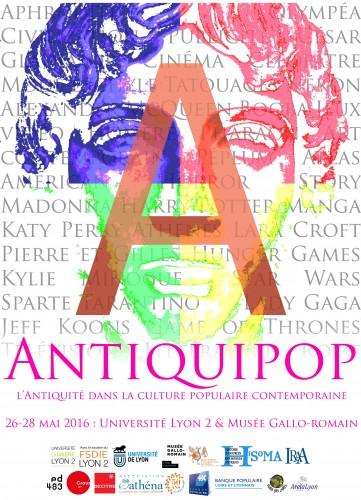 Antiquipop-Affiche