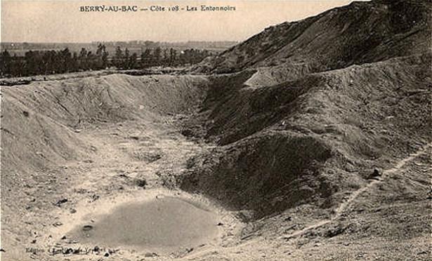 24-25 octobre 2015, Berry-au-Bac : La Première Guerre mondiale des deux côtés du front