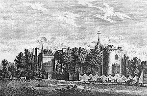 Strawberry Hill, villa d'Horace Walpole