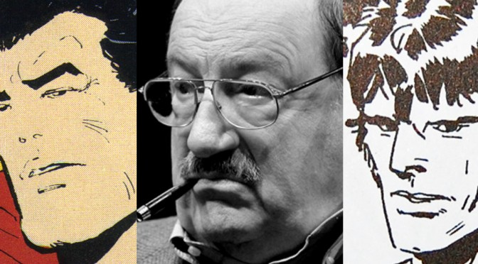 Umberto Eco und die Comics