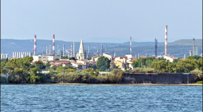 Fos / étang de Berre. 200 ans d'histoire industrielle et environnementale