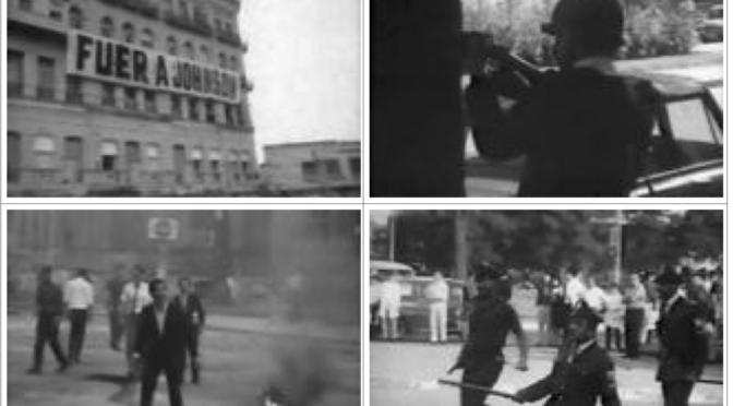 Les années 60 en Amérique Latine, jeudi 11 mai 2017