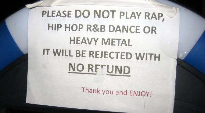 Du rap au metal… au refus des catégories ?