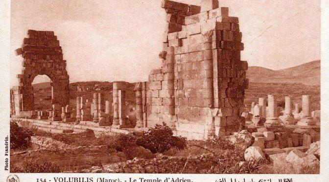 L'archéologie au Maroc : histoire, réalité et perspectives