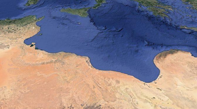 D'une Syrte à l'autre : les deux Syrtes entre le désert et la mer à travers l'histoire