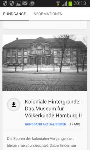 Quelle: Pressetext des Museums für Völkerkunde Hamburg