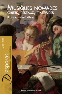 Couverture musiques nomades diasporas