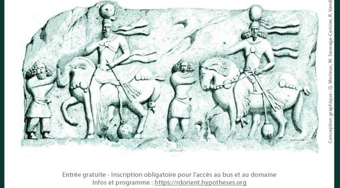 Retour en images sur le Colloque «Le cheval, l'âne et la mule dans les empires de l'Orient ancien»