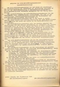 Bildung und Aufgaben der Ortsflüchtlingsausschüsse, 1946 (StaL H 1 Brake - 193)