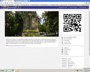 Startseite der Kaempfer-App (Stand: 22.08.2016)
