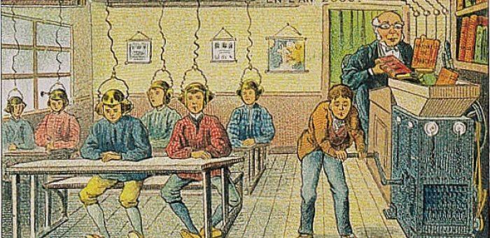 Vilemard, En l'an 2000, cartes postales du début du XXe siècle (BNF)