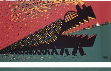 and the Iron CurtainCouverture de Kirchhof et McNeil, Nature