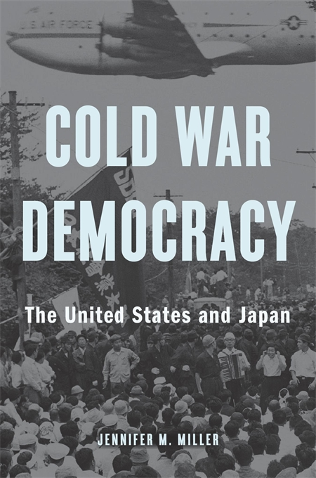 Couverture de Miller, Cold War Democracy