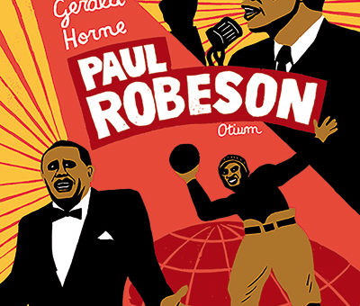 Couverture de Horne, Paul Robeson, 2020