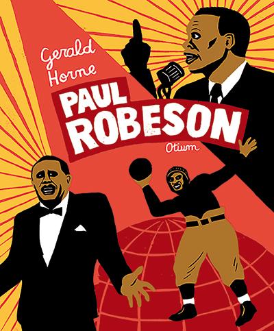 Couverture de Horne, Paul Robeson, 2020