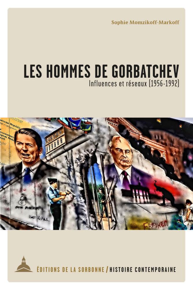 Couverture de Momzikoff, Les hommes de Gorbatchev, 2020