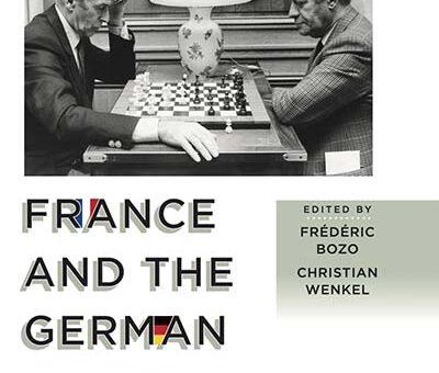 Couverture de Bozo et Wenkel, France and the German Question, 2019