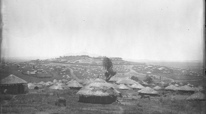 Addis Abäba (Ethiopie) 1886-1966. Construction d'une nouvelle capitale pour une ancienne nation souveraine