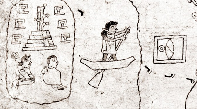 Aztlan codex boturini