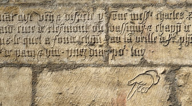 Le corpus épigraphique bourguignon (VIIIe-XVe s.): Des catalogues aux applications numériques.