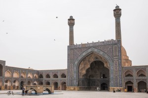 Grosse Moschee Isfahan