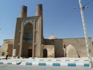 Outside view Ushturjan