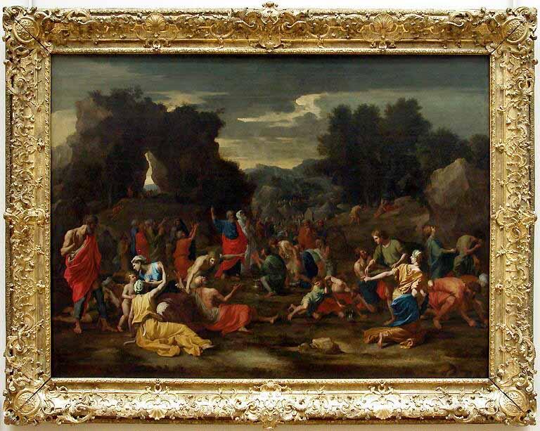 Bien connu Les modes de temporalité dans la peinture d'histoire de la  MN08