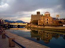 Le Dôme de Genbaku, Hiroshima.