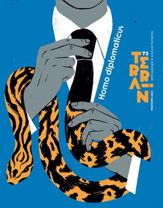 Couverture du dernier numéro de la revue Terrain