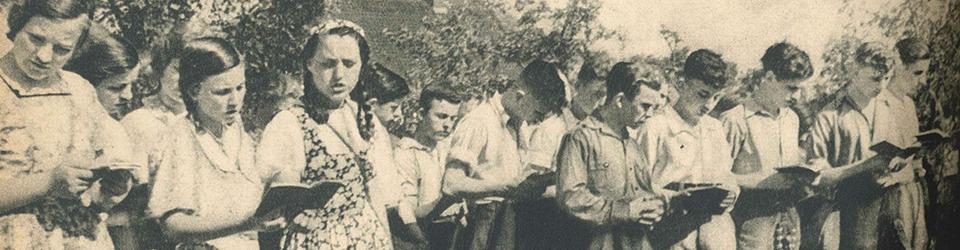 Geschichte der Katholischen Jugend Deutschlands