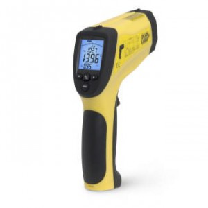 Abb. 1 Ein Laser-Infrarot-Thermometer Trotec TP9 (Trotec 2008)