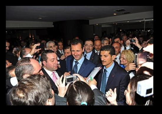 Rencontre du président Assad avec la communauté syro-libanaise à Buenos Aires