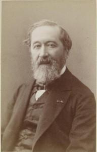 Victor Guérin fut l'un des pionniers de l'exploration systématique de la Palestine entre 1863 et 1875.