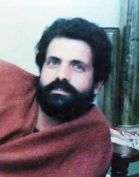 Ali Abou Toq, ancien responsable de la Brigade étudiante du Fatah, décédé lors de combats au camps de Chatila le premier février 1987