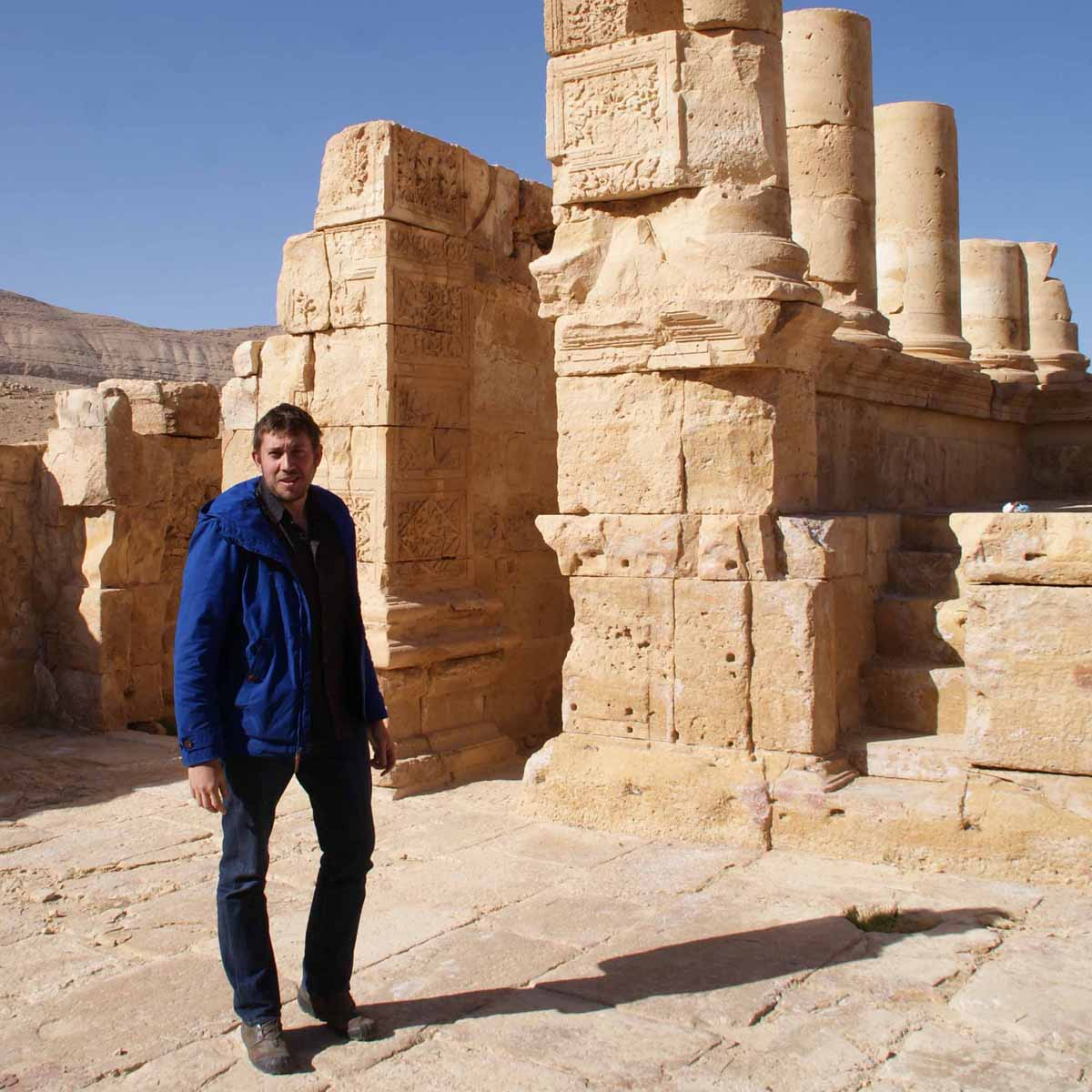 thesis of nabataean When trajan created from the nabataean kingdom around petra the new provincia this thesis examines such systems in three well-known centers of nabataean and.