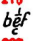 be(-/f