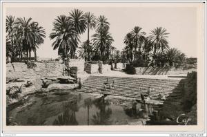 La source de Tiznit après son réaménagement dans les années 1930