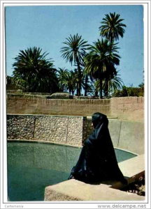 Source de Tiznit dans les années 1970