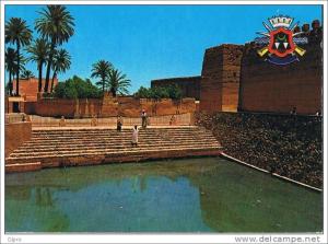 Source de Tiznit réaménagée dans les années 1960