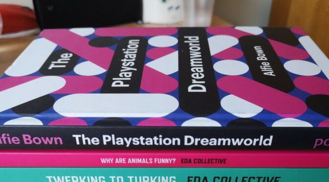 "Computerspiele, Kapitalismus und Psychoanalyse: Alfie Bowns ""The Playstation Dreamworld"""